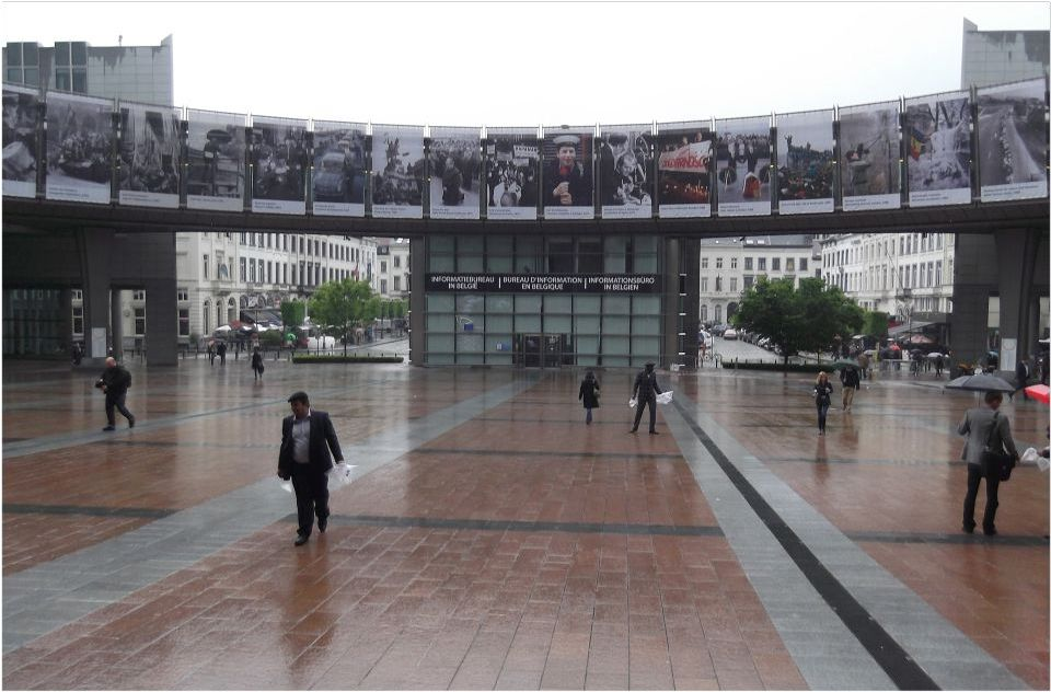 besuch europaparlament brüssel